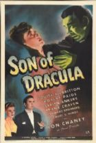 Son of Dracula 1943 DVD - Robert Paige / Louise Allbritton